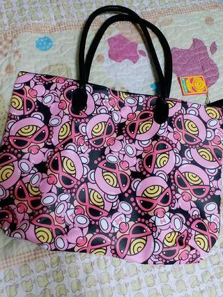 100% Brand new bought from Japan Hysteric Mini Bag