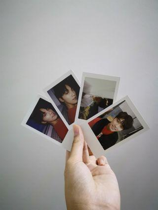 seventeen dino diamond edge photocard set