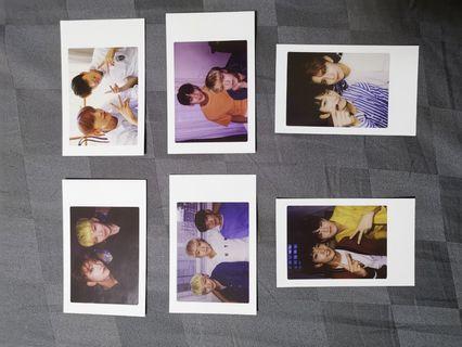 seventeen pairings diamond edge photocard set