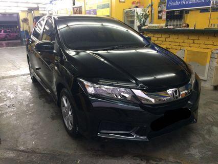Car for rent / car rental / sedan car