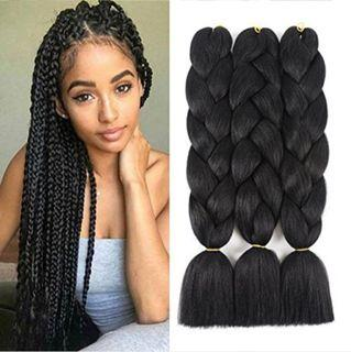 Braided Hair Extensions
