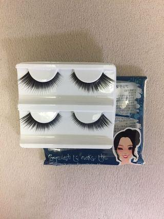 False Eyelashes 假眼睫毛