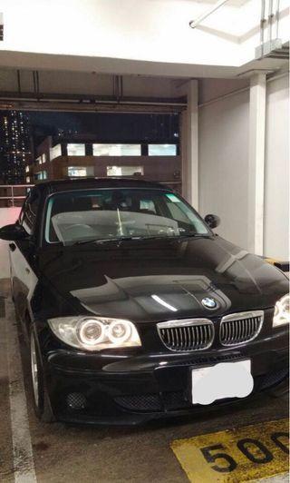 BMW 116I (F20) 07/13