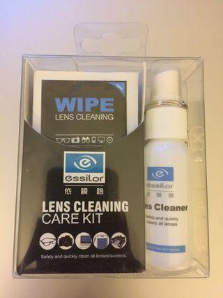 全新 essilor Lens Cleaning Care Kit