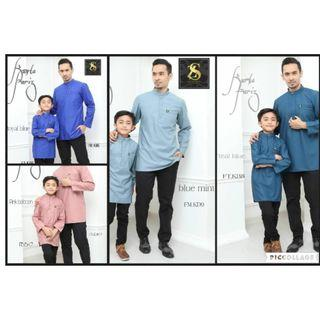🕌NEW COLLECTION AIDILFITRI 2019 🕌  KURTA FARIZ