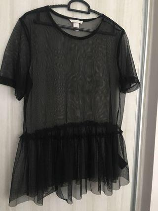3 for $12 Mesh top