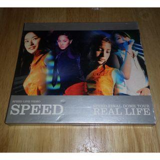 SPEED - SPEED FINAL DOME TOUR -REAL LIVE- (香港盤 VCD)