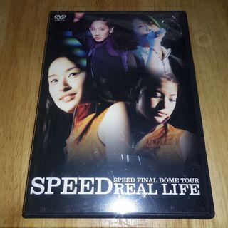 SPEED - SPEED FINAL DOME TOUR -REAL LIVE- (日本盤 DVD)