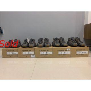 Adidas Yeezy 700 Geode <US 7.5, 9, 11, 11.5>