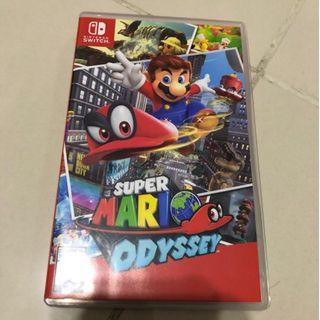 Nintendo Switch Super Mario Odessy