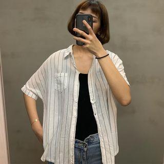 🚚 線條襯衫