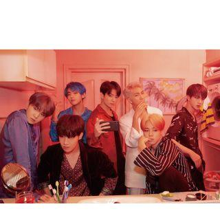 [WTS] BTS MAP OF THE SOUL: PERSONA VER 2 POSTER
