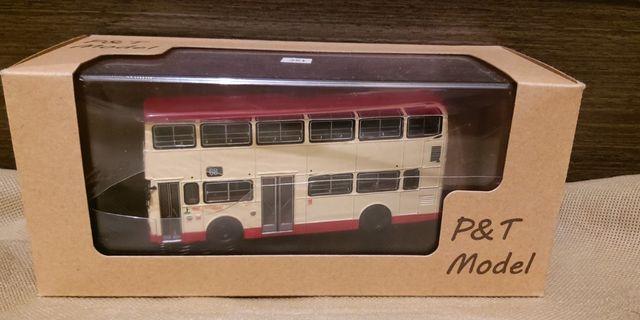 1:76 巴士模型 P&T MCW Metrobus 9.7M 路線 68