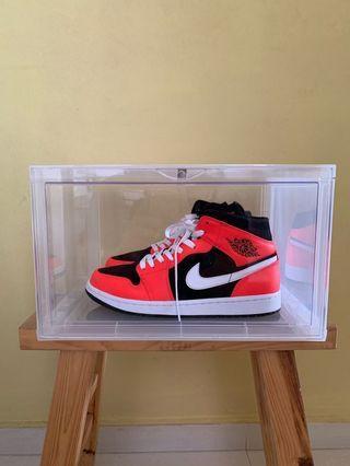 (Re- stocking) Shoe Storage Box