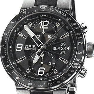 BNIB Oris WilliamsF1 Team Chronograph Date