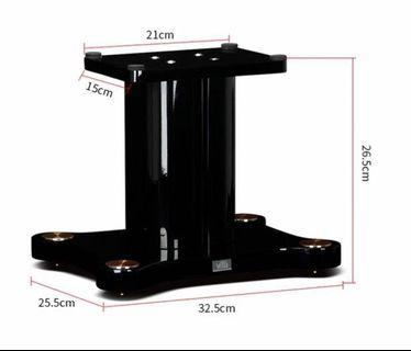 26.5cm hight Piano paint Speaker stands