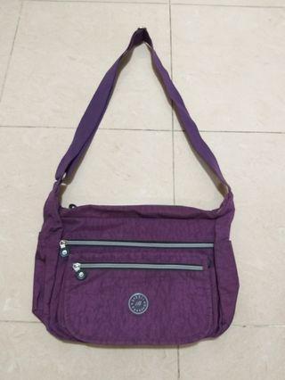 紫色實用袋(9成新)