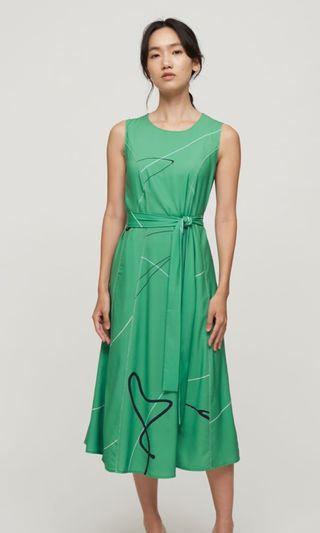 OSN Trail Midi Dress