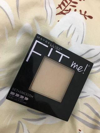 Maybelline Fit Me Powder (golden beige)
