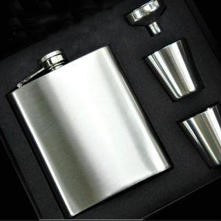 💡[New] Whiskey Flask Gift Set