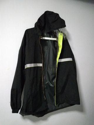 🚚 Motorist rain coat