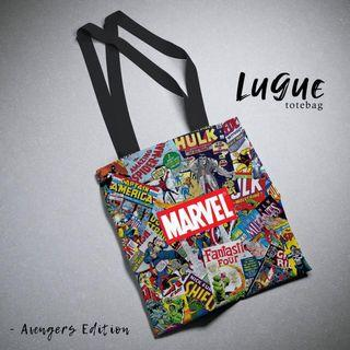 Luguetotebag Special Edition Avengers