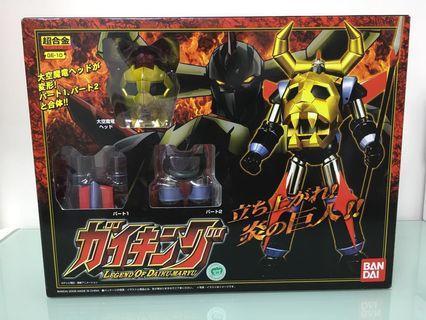 超合金魂GX-10大空魔龍