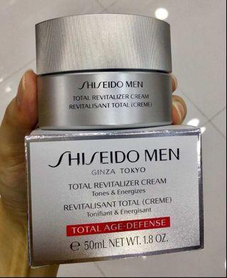 資生堂 shiseido 男士優效修護霜 50ml    🔥持續返新貨 {現貨}HKD$383 平郵+$7 💡順豐優惠郵費~一律+$18 [不限件數,限自取/工商地址] ✔中銀/恆生/payme/支付寶hk/轉數快 💜更多藥妝尚未上架,歡迎來圖問價