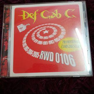 DEF GAB C ( RWD 0106)