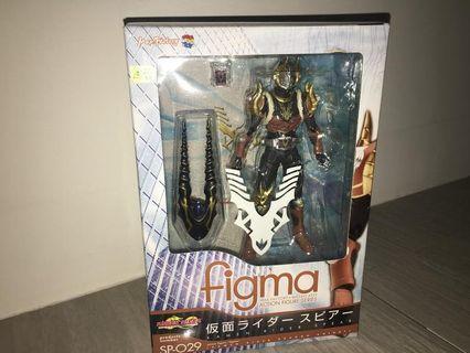 Figma 幪面超人 羚騎(非 龍騎 shf robot魂 千值練)