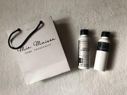 Mia Maison Water Based Air Revitalisor/Humidifier Fragrance