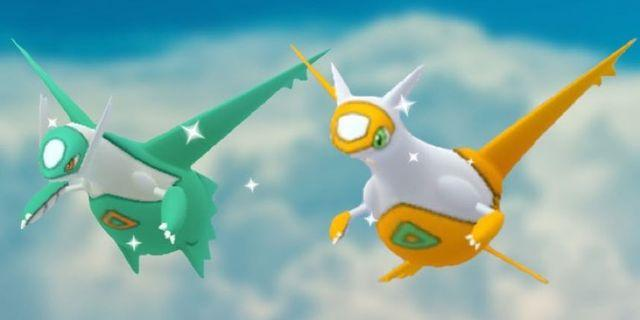SHINY LATIAS / LATIOS Pokemon Go
