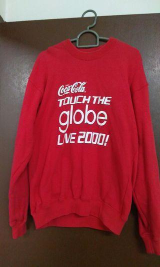 Sweater coca cola