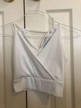 White Urban Outfitters Tank Top