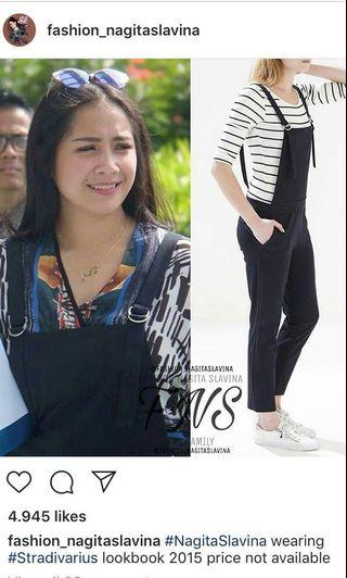 CUCI GUDANG! H&M Overall jeans