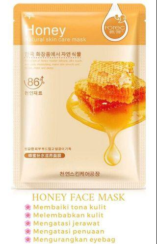 Sheet mask korea
