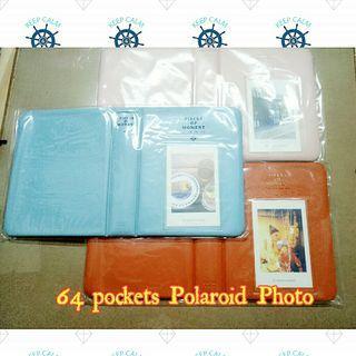 Korea Polaroid Photo Album