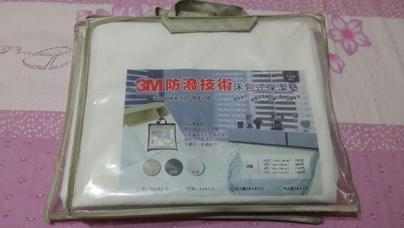 3m防水床用保潔墊,(兩入)