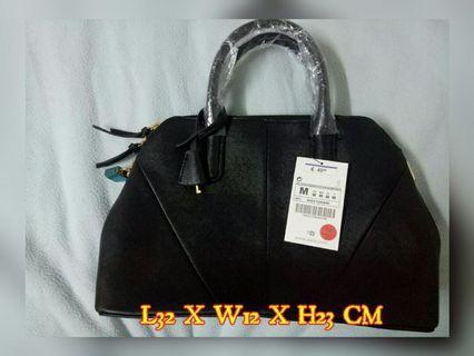Zara Woman Bag - Black color