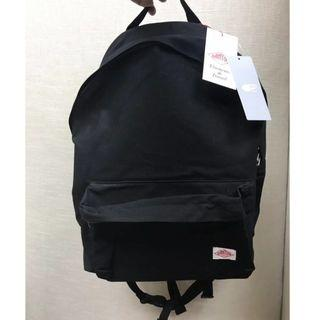 日本製全新Beams Danton Backpack 法式工裝背包黑色Japan France