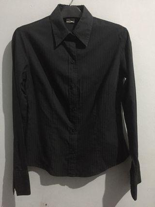 Kemeja Zara black