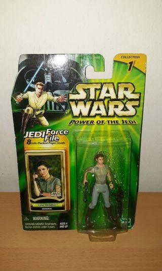 Star Wars POTJ - Leia Organa General