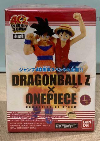 Dragonball Z x One piece