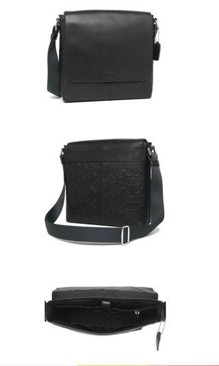 FAST DEAL new Coach Messenger Bag (From US Outlet)