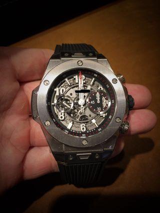 Big Bang Watch 錶 玩具錶