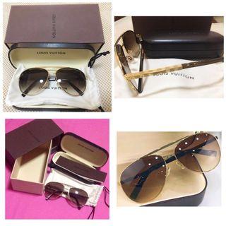 48709bff0439 Brand New Louis Vuitton Attitude Pilot Sunglasses 😎 (Model  Z0339U)   ENDGAMEYOUREXCESS