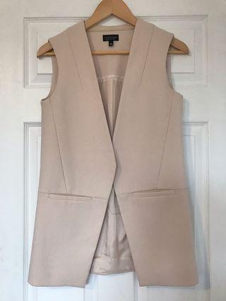 Topshop Vest Size US 2