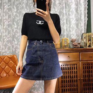 正品vintage古著日本二手名牌Chanel衫
