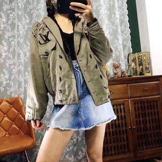 特價! 正品vintage古著日本二手名牌Lv外套
