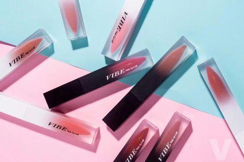VIBE lip lacquer (Provide color testing service)